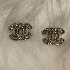 Chanel VIP gift earrings